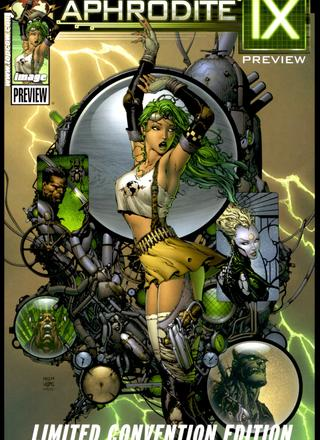 Aphrodite IX Preview by Patrick Finch