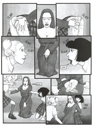 Adventures Of A Lesbian College School Girl by Patrick Finch