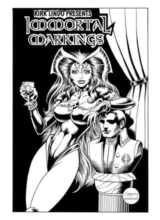 Immortal Markings by Paul Abrams