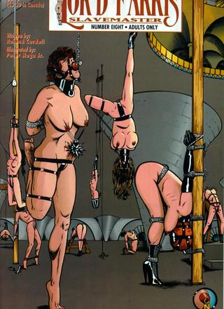 Lord Farris Slavemaster 8 by Peter Noga Jr
