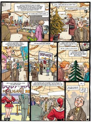 Amalias Christmas Surprise by Prado