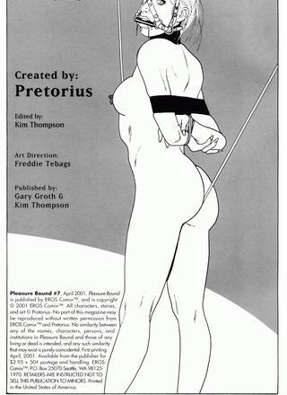 Pleasure Bound 7 by Pretorius