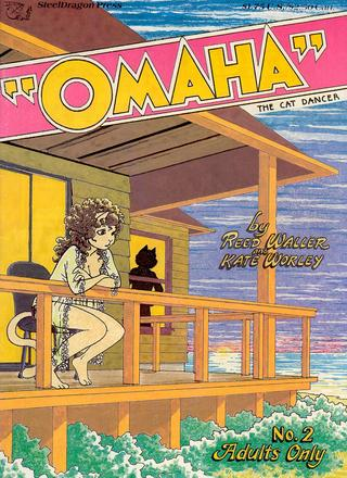 Omaha The Cat Dancer 2 by Reed Waller