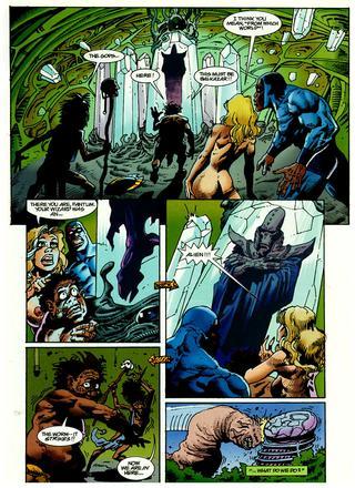 Latischa of the Lost World 3 by Rex Edwards, Alex Horley