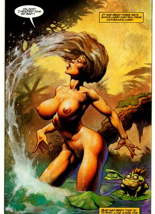 Latischa of the Lost World 3 by Rex Edwards, Alex Horley