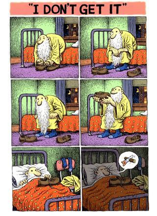 Mystic Funnies 1 by Robert Crumb