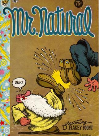 Mr Natural 1 by Robert Crumb