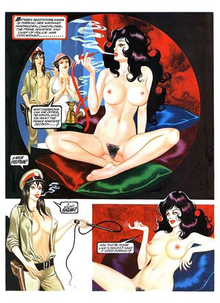 Oh Wicked Wanda 8 by Ron Embleton, Frederic Mullally