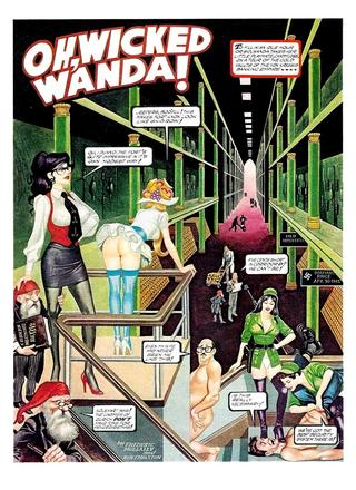Oh Wicked Wanda 36 by Ron Embleton, Frederic Mullally