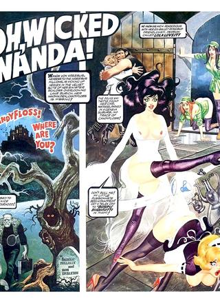 Oh Wicked Wanda 25 by Ron Embleton, Frederic Mullally