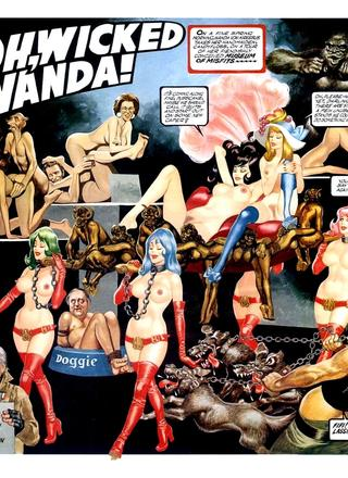 Oh Wicked Wanda 23 by Ron Embleton, Frederic Mullally
