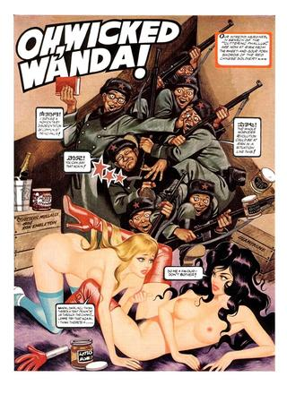 Oh Wicked Wanda 31 by Ron Embleton, Frederic Mullally
