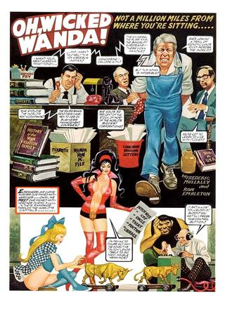 Oh Wicked Wanda 38 by Ron Embleton, Frederic Mullally