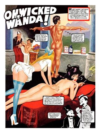 Oh Wicked Wanda 29 by Ron Embleton, Frederic Mullally