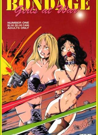 Bondage Girls at Wars 1 by Ron Wilber
