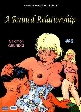A Ruined Relationship 2 by Salomon Grundig