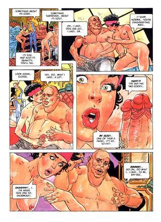 Malena 2 The Virgin Whore by Salomon Grundig