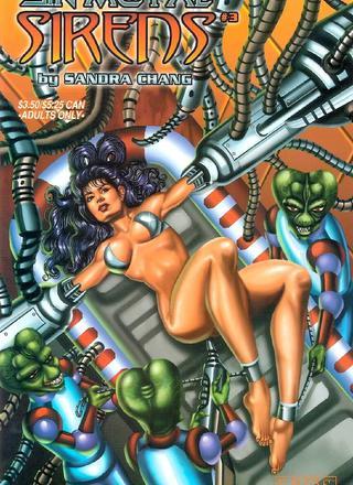 Sin Metal Sirens 3 by Sandra Chang