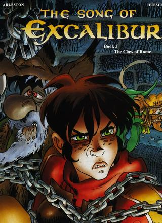 The Song of Excalibur 3 by Scotch Arleston, Eric Huebsch