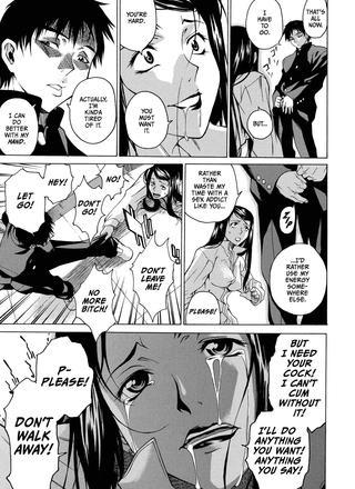 Domin-8 Me 7 Girlfight by Sessyu Takemura