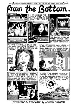 From the Bottom by Sylvie Rancourt, Jacques Boivin
