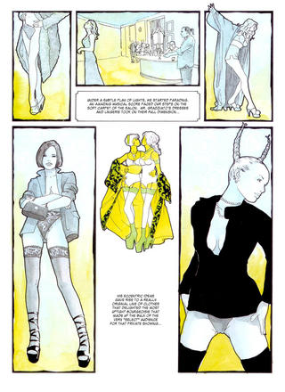 Private Diary Of A Supermodel by Topaz