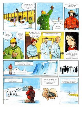 Antarctic Heat by Topaz