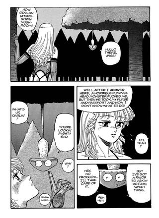 A Trip to Wonderland by Toshiki Yui