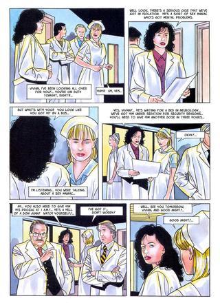 Viviane Libertine Nurse by Tulli