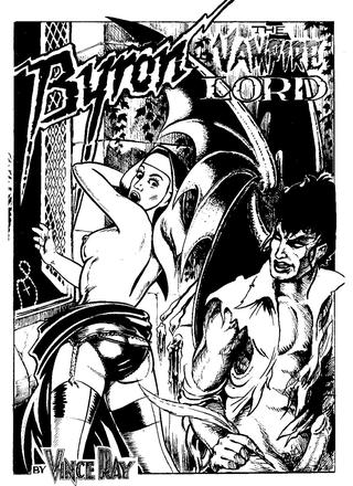 Byron the Vampire Lord 2 by Vince Ray