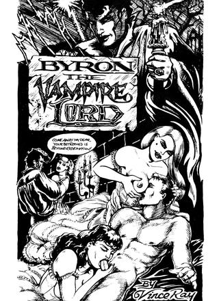 Byron the Vampire Lord 1 by Vince Ray