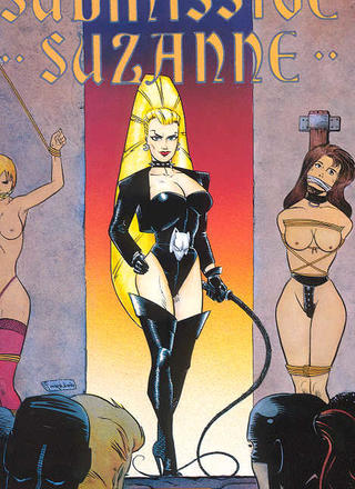 Submissive suzanne 2 by Von Wegen, Weierman