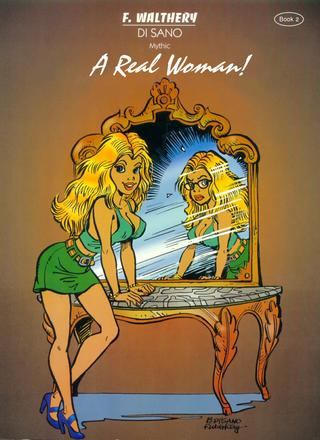 A Real Woman 2 by Walthery