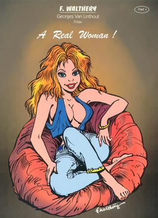 A Real Woman 1 by Walthery