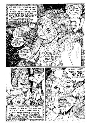 BJ Betty Eats the Hole in the Wall by Wes Crum