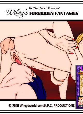 Forbidden fantasies 2 by Wifey