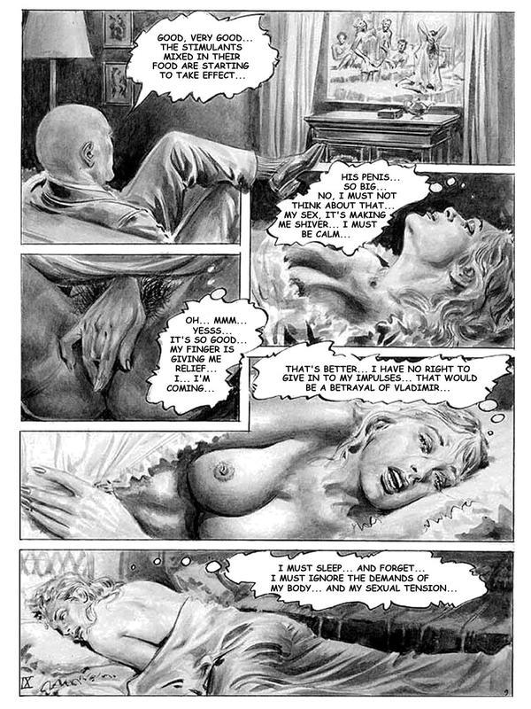 Cartoon porno angelo Porn comics