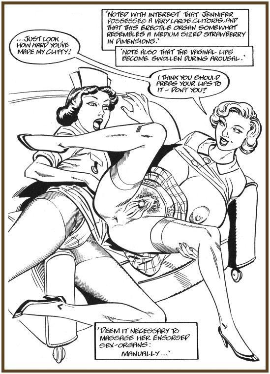 Love with art wetherell erotic comics