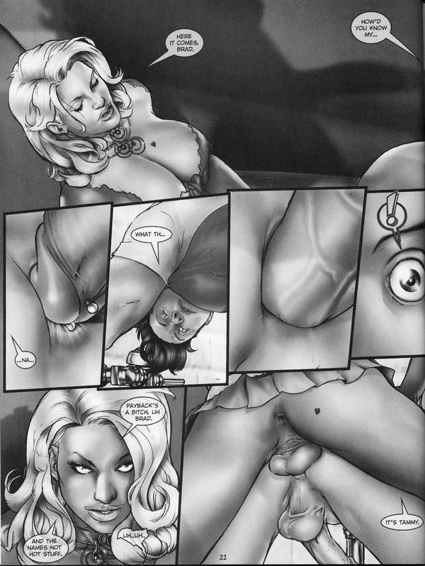 Honey lickers sorority shemale comics