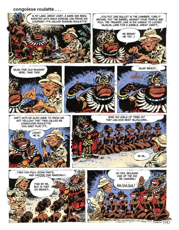 Cannibal comic xxx - Little red ears dany zizki sex and porn comics for  adults jpg