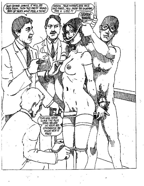 Erotic hanging execution