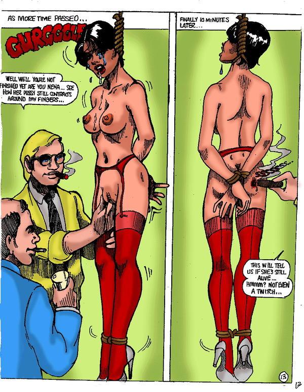 Gore Porn Comics