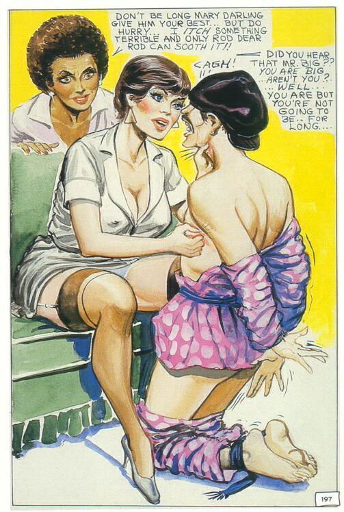 Vintage Porn Comic
