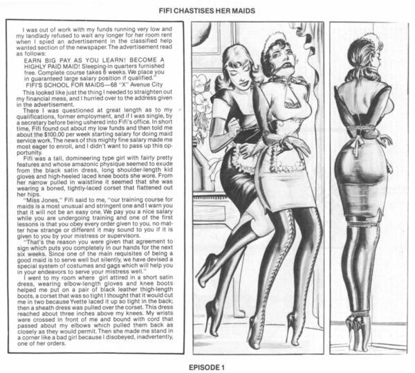 Vintage maid porno