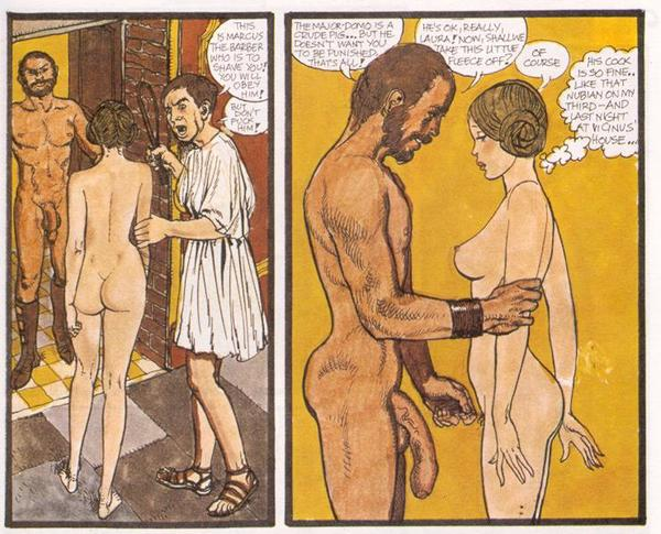 порно рисунки оргий