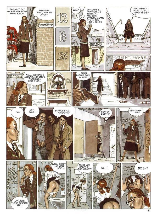 The Education of Sophie by Erich von Gotha Zizki Sex and porn comics