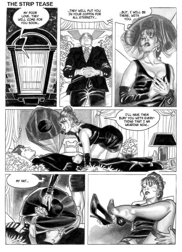 porno pdf stripovi plijen velika crna