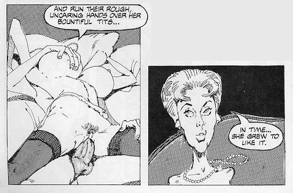 Inside mrs clover sex comics
