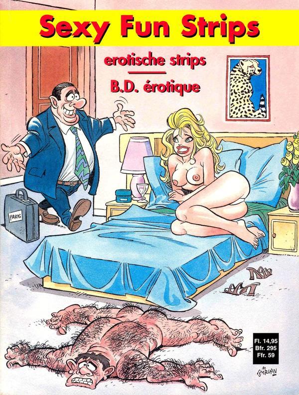Comics erotische Adult Comic