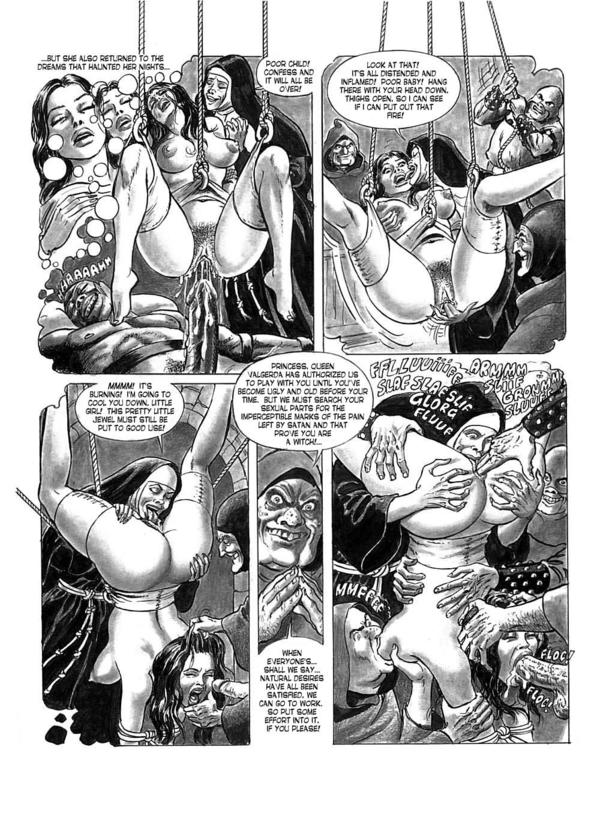 Comic hilda sex